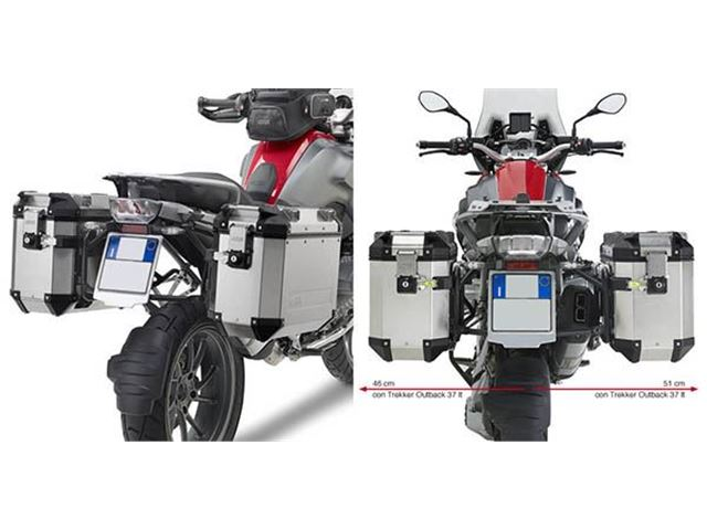 GIVI Taskeholder OUTBACK - R1200GS LC /Adv. 13-16