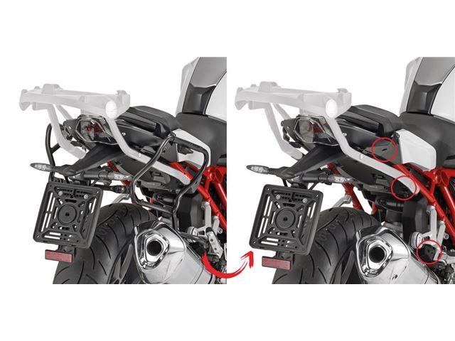 GIVI Taskeholder V35 - R1200R/R1200RS 15-16