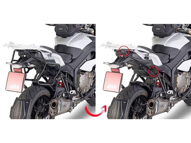 GIVI Taskeholder V35 - S1000XR 15-16