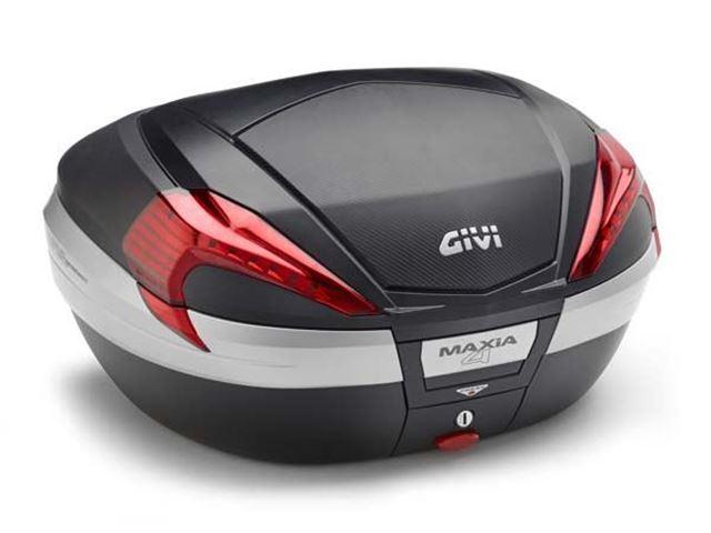GIVI Topboks Monokey 56L MAXIA 4 - Carbon Cover