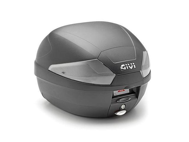GIVI Topboks Monolock 29L - KLAR REFLEKS