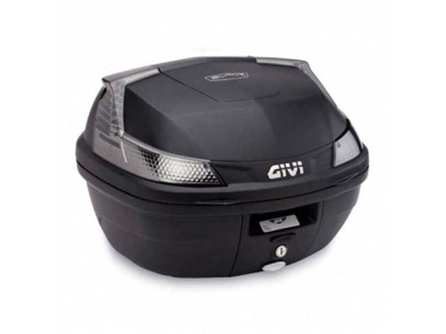 GIVI Topboks Monolock 37L BLADE - Klar refleks