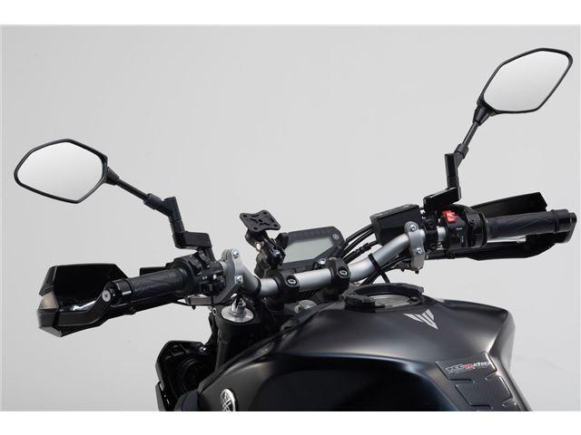 GPS holder kit uni 22-28mm styr med arm