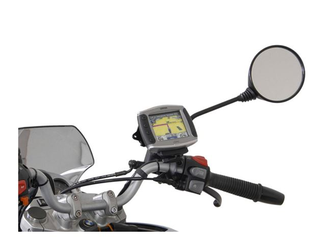 SW Motech GPS Holder under spejl m. kugle