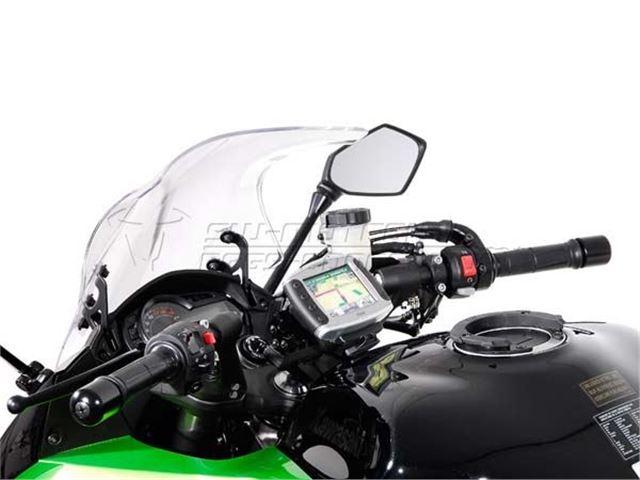 GPS holder på styrholder Z1000SX 11-