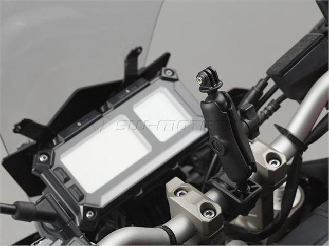 GPS holder uni m.kugle med GoPro Camera Adapter