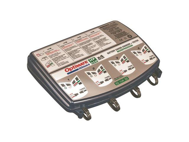 OPTIMATE Lithium 4 bank