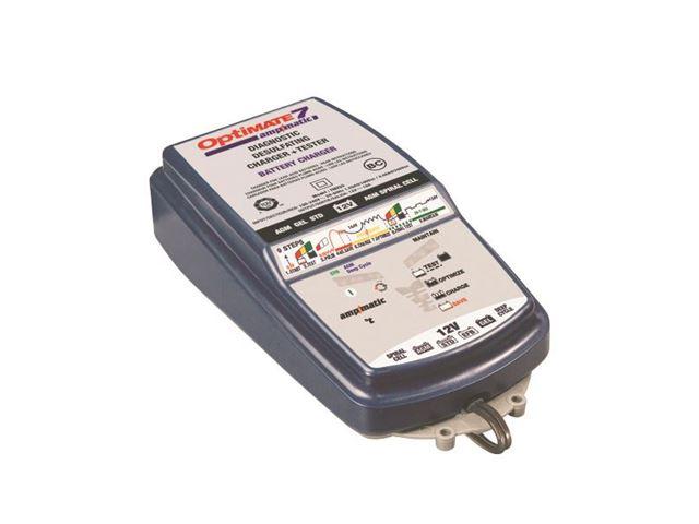 OPTIMATE 7 LADER AMP MATIC 10Amp
