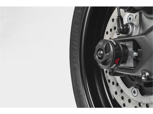 Slider set for rear axle MT-09 17-
