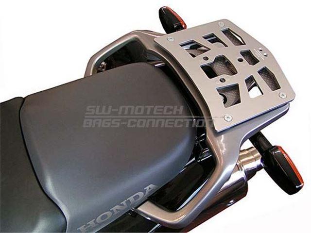 SW ALU-RACK - XL650V/XL1000V/XRV750 03-07