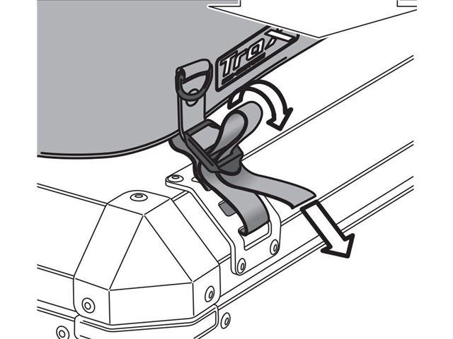 TRAX EVO/ION 37/45 Expansionbag